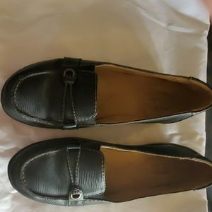Black Clark's Loafers 8 1/2 M